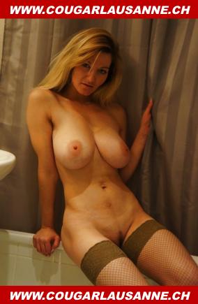 femme cougar noel